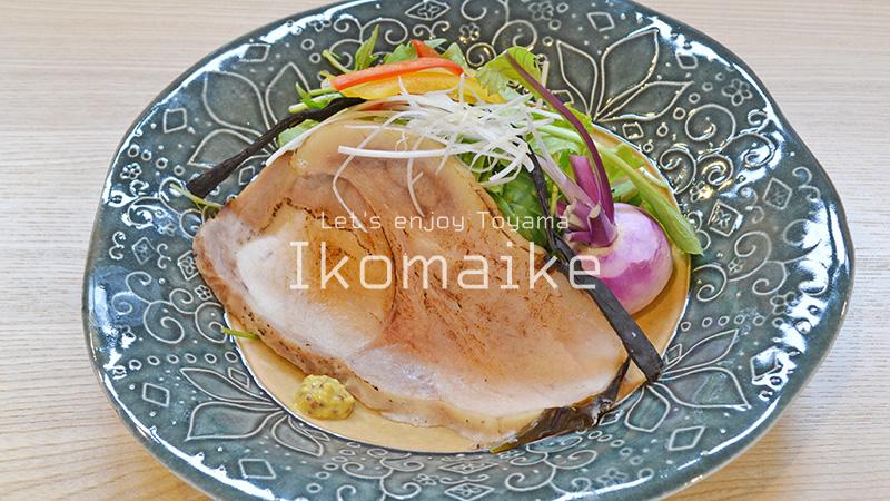 富山のさか桜亭料理