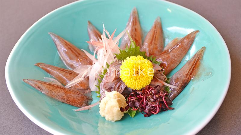 富山のホタルイカ料理